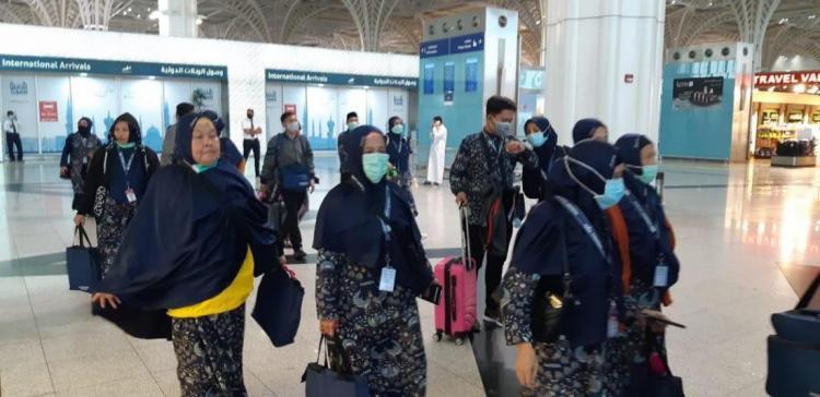 Total 1.685 Jemaah Umrah Indonesia Transit dan Batal Masuk ke Arab Saudi
