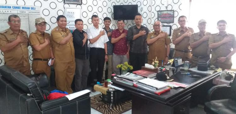 PPK Medan Deli Diminta Memperhatikan Kerawanan Pemilih di Enam Kelurahan