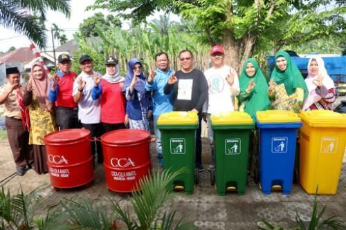 Plt Wali Kota Medan Ajak Warga Marelan Jaga Lingkungan Hidup