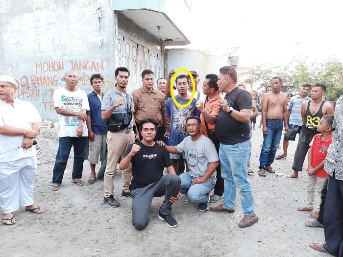 Antoni Pelaku Pembunuhan Pria di Sungai Denai, Polisi Masih Cari Keluarga Korban
