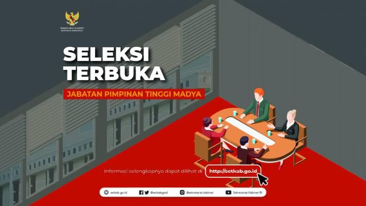 Sekretariat Kabinet Buka Seleksi Pengisian Jabatan Deputi Polhukam dan Staf Ahli Reformasi Birokrasi