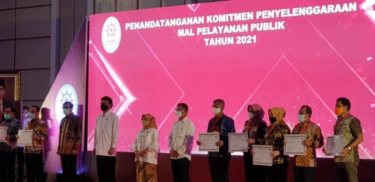 Bupati Langkat Tandatangani MPP Tahun 2021