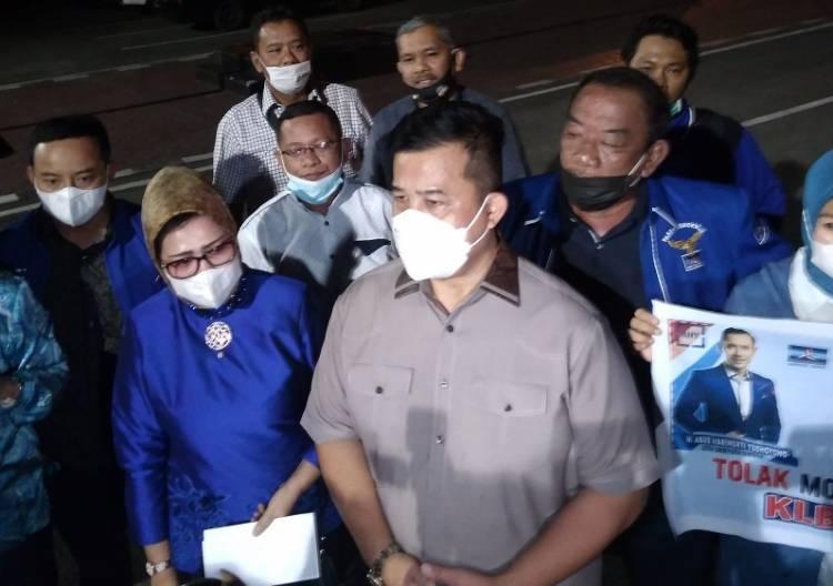 Berujung Kisruh, DPD Partai Demokrat Desak Polrestabes Medan Bubarkan KLB Liar di Sibolangit