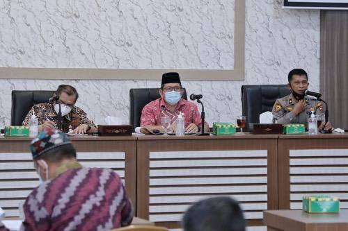 MTQ ke-54 Tingkat Kota Medan, Pemerintah Batalkan Pawai Taaruf dan Tidak Ada Penonton