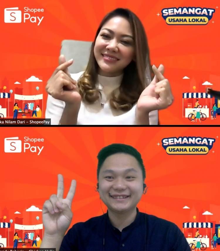 ShopeePay Semangat Usaha Lokal di Kota Medan, Dukung UMKM Lokal Kembangkan Bisnisnya dengan Promo Cashback 60%