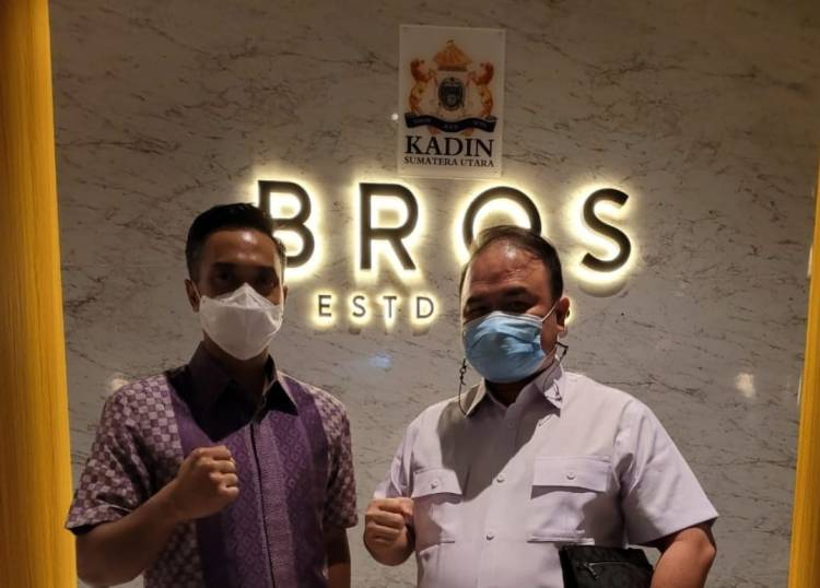 Kadin Sumut dan Kadin Kabupaten/Kota di Sumut Dukung Pencalonan Anindya Bakrie untuk Ketua Kadin Indonesia