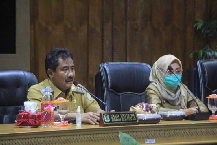 Wakil Walikota Binjai Gelar Rakor Perdana