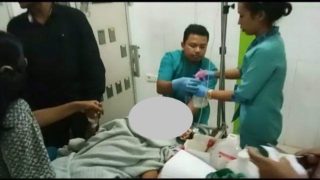 Tiga Bocah Sekarat Dihantam Avanza Saat Main Tiduran di Basement Komplek Multatuli Medan