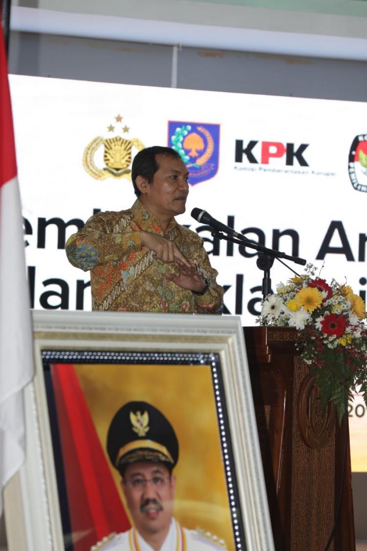 Ijeck Dipanggil KPK, Saut Situmorang Minta Warga Jangan Salah Persepsi
