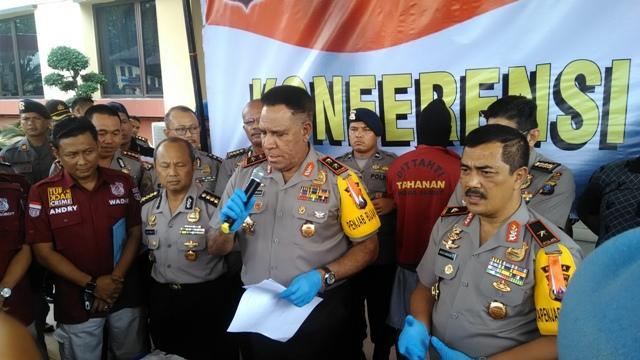 Mantan Kasat Reskrim Polresta Medan yang Tembak Adik Iparnya di Medan Tembung Terancam Hukuman 20 Tahun