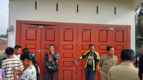 Gudang Sabu dan Pil Ekstasi di Namorambe Digerebek, Polisi Sita 14 Kg Sabu dan 4 Ribu Ekstasi