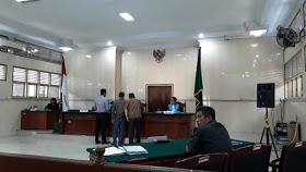 Sidang PTTUN, KPU Deli Serdang Tetap Tolak Gugatan Bapaslon Sofyan-Jamilah