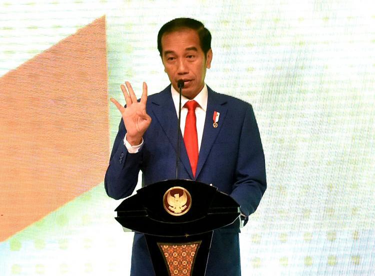 Soal Impor Garam, Presiden Jokowi: Kita Harus Realistis