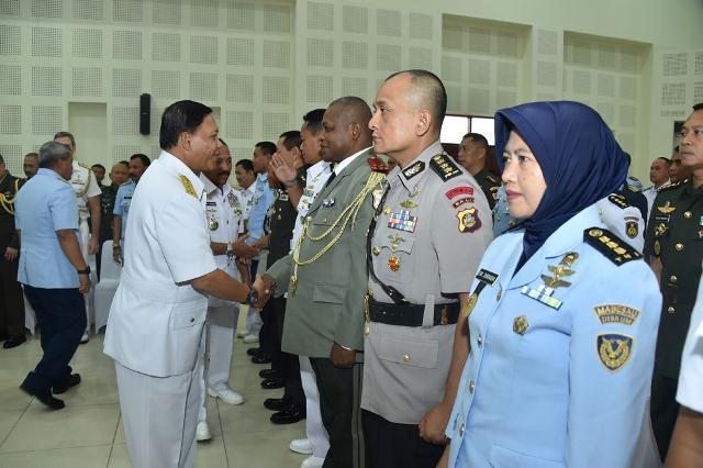 Sesko TNI: TNI Modern Kedepankan Kesetaraan Gender