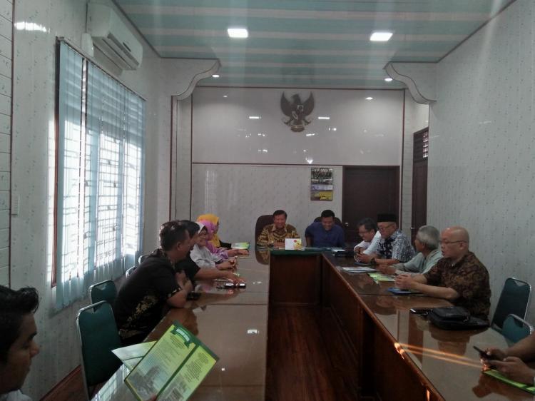 PW Muhammadiyah Sumut Segera Miliki Gedung Dakwah Berbiaya Rp 69 Miliar