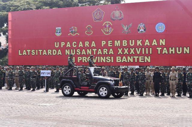 Panglima TNI: Latsitardanus Mantapkan Kemanunggalan Bersama Rakyat