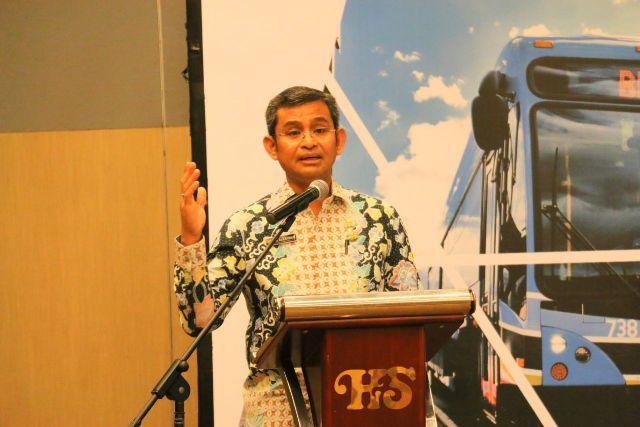 LRT dan BRT Motivasi Masyarakat Medan Kurangi Penggunaan Kendaraan Pribadi