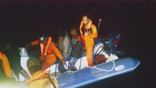 Cari Ikan di Laut, Dua ABK KM Felanor yang Hilang Akhirnya Ditemukan