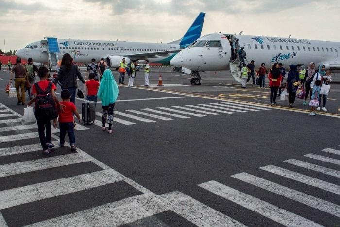 Awasi Maskapai, Menhub Harap Tarif Tiket Pesawat Jelang Lebaran Terjangkau Masyarakat