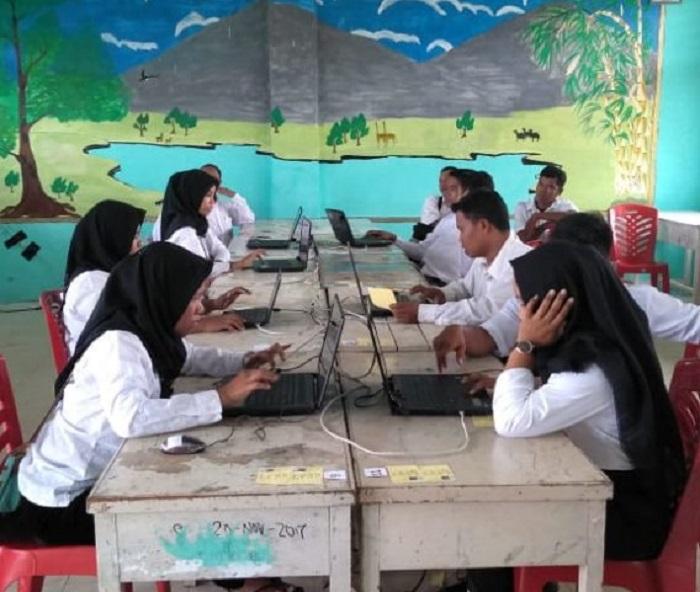 Sebanyak 324 Warga Palas Putus Sekolah Ikuti Program Setara Paket C