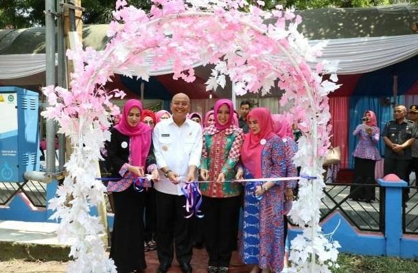 Wali Kota Medan Apresiasi Partisipasi IPEMI dalam Memperindah Taman Kota