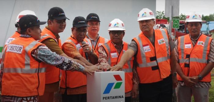 Dukung Transportasi Udara di Pulau Nias, Pertamina Resmikan DPPU Binaka Gunungsitoli