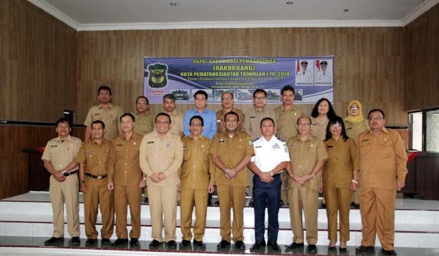 Wali Kota Pematangsiantar Tegaskan Camat dan Lurah Hati-hati Kelola Dana Kelurahan