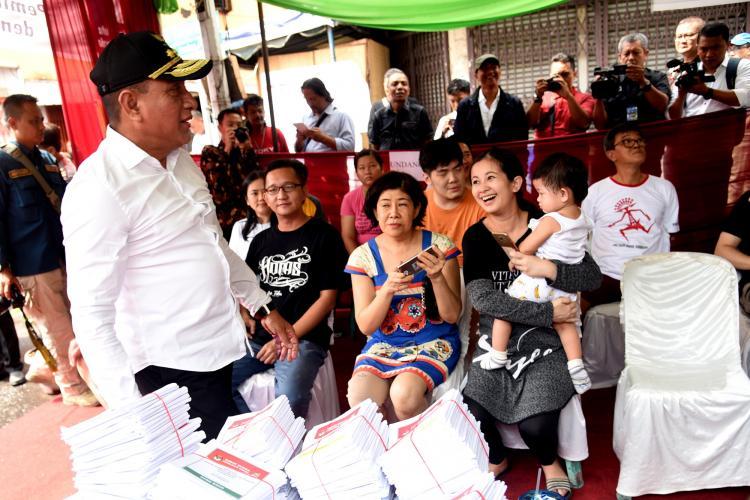 Pantau Pemilu 2019 di Medan dan Binjai, Gubernur Sumut Minta Warga Tunggu dan Dengar