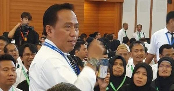 Ingat, Tim Petugas Haji Daerah Dilarang Pulang Cepat