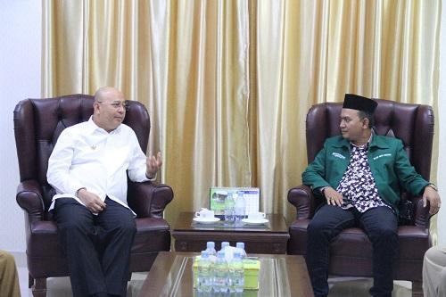 Wali Kota Medan Dukung Pelantikan PCNU Kota Medan