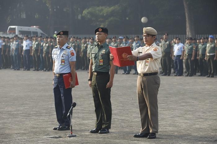 Panglima TNI : Bersama Komponen Bangsa Kawal Tahapan Pemilu