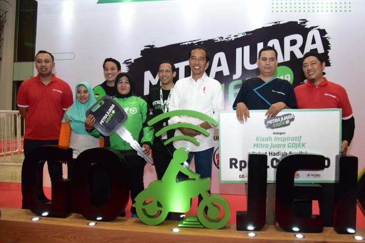 Apresiasi Pertumbuhan Ekonomi Digital, Presiden: Inilah Saatnya Startup Indonesia Naik ke Pentas Dunia