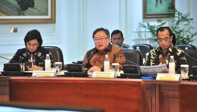 Pusat Bisnis Tetap di Jakarta, Kepala Bappenas Usulkan Hanya Pusat Pemerintahan yang Pindah