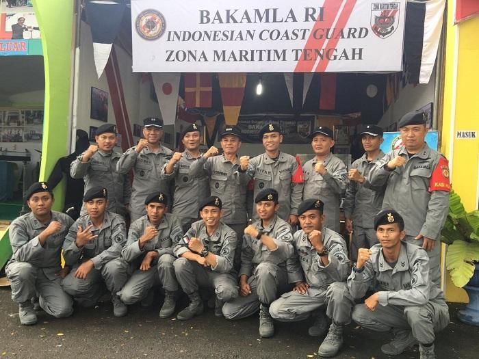 Kantor Zona Kamla Tengah Laksanakan Pameran di Gorontalo Utara