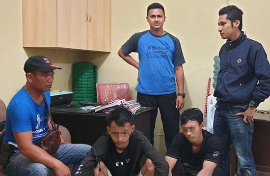 Terlibat Curanmor, Seorang Pelajar di Binjai Ditangkap Polsek Binjai Utara