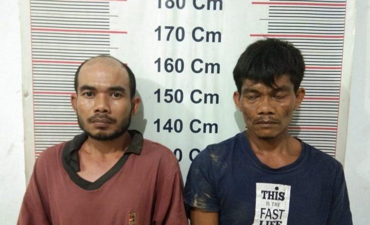 Polsek Kuala Langkat Amankan 1,03 Gram Sabu dari Dua Pengedar