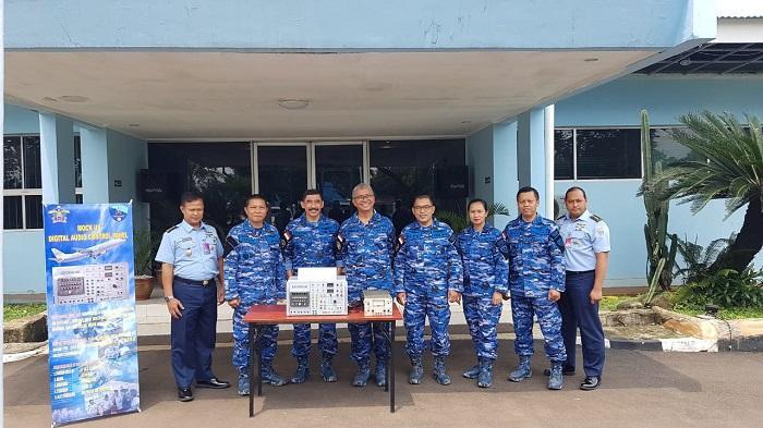 Dislitbangau Bersama Depohar 20 Uji Statis Mock Up Digital ACP