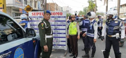 Dishub Kota Medan Kembali Tertibkan Terminal Liar dan Pedagang Pulsa Pinggir Jalan