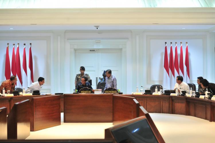 Presiden Jokowi: APBN 2020 Harus Mampu Beri Stimulus Pertumbuhan dan Pemerataan