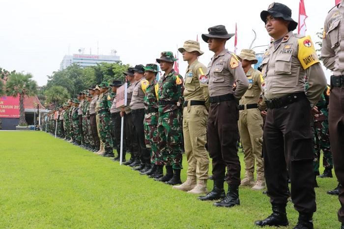 Latsitarda Memantapkan Kemanunggalan TNI-Polri dengan Rakyat