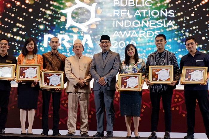 Pelindo I Raih Enam Penghargaan di PR Indonesia Awards 2019