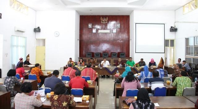 Tim Penilai MKK Provsu Apresiasi Program KKBPK Wali Kota Pematangsiantar