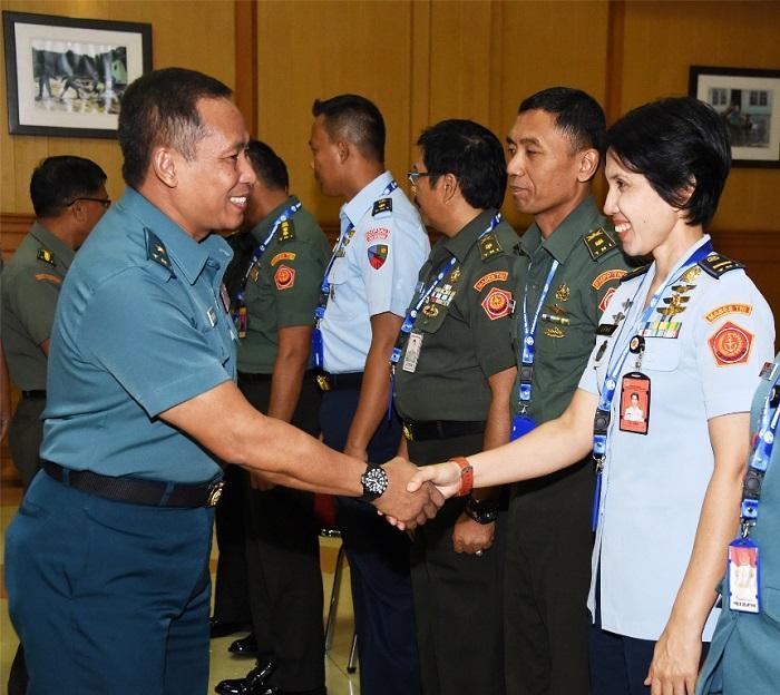 Kapuspen TNI Sebut Berita Hoax Bahayakan Persatuan dan Kesatuan Bangsa