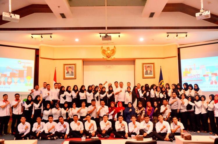 Pelindo 1 Terima Kunjungan Universitas Al Azhar Medan