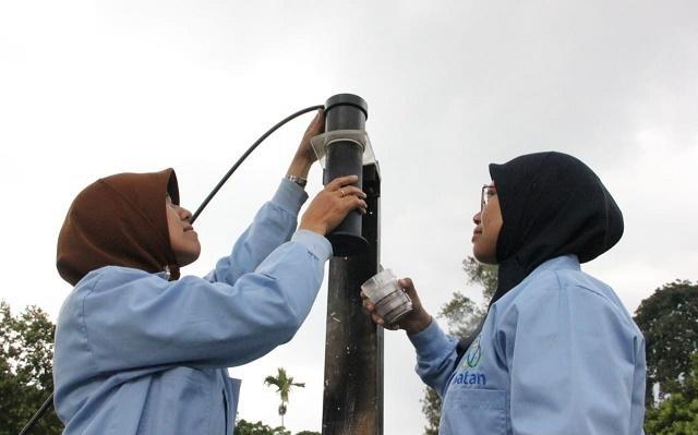 Teknologi Nuklir Mampu Deteksi Polutan Udara Berukuran Kurang dari 2,5 Mikrometer