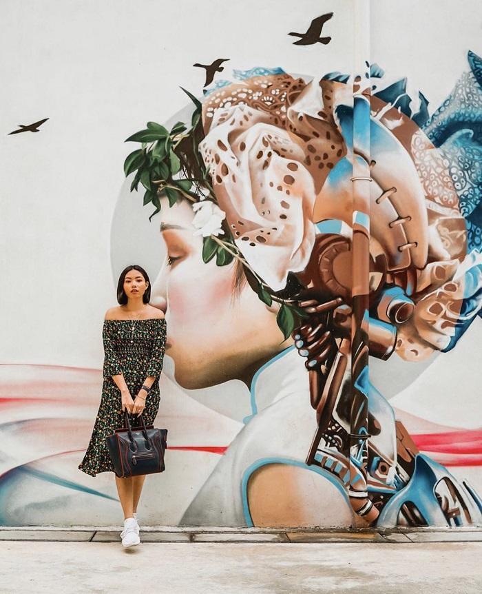 Referensi Liburan ke Hong Kong dari Olivia Lazuardy dan Nicoline Patricia
