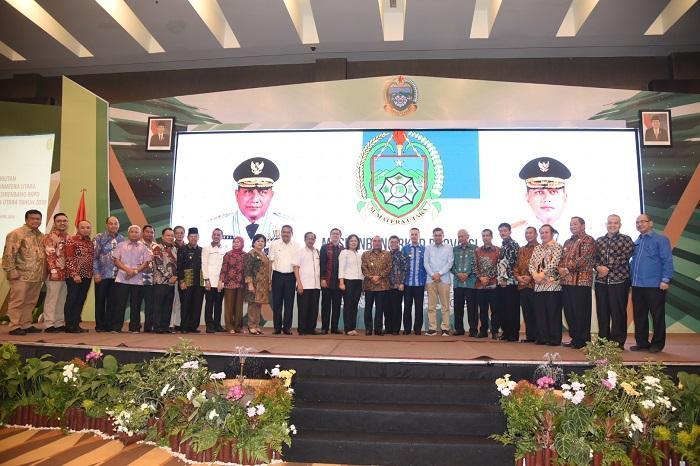 Buka Musrenbang 2020 Tingkat Provinsi, Gubernur Sumut Minta Perencanaan Tidak Asal Lewat