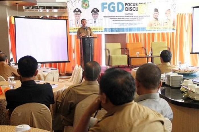 Walikota Medan Minta Seluruh OPD Tingkatkan Kinerja dalam Pengelolaan Barang Milik Daerah
