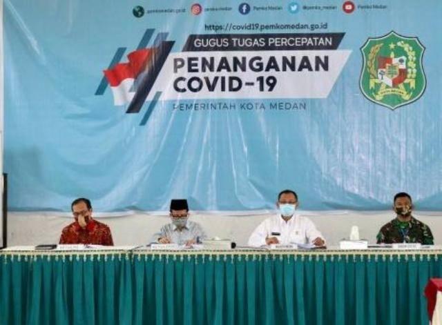 Jumat Besok, Pemko Medan Berlakukan Perwal Karantina Kesehatan