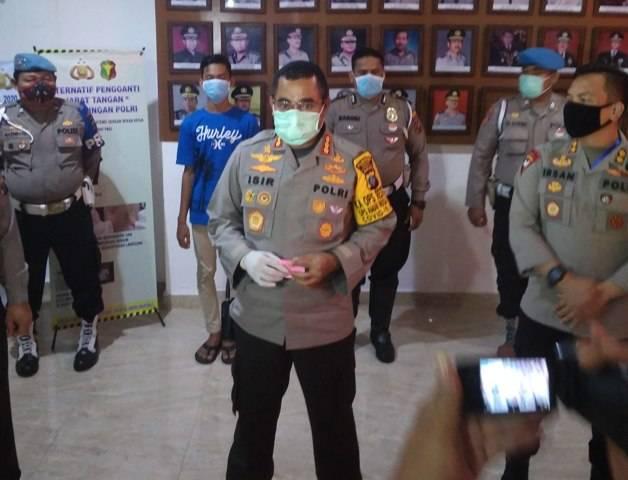 Kapolrestabes Medan Mengaku Malu, Lihat Video Oknum Polisi Ludahi Pengendara Mobil di Medan